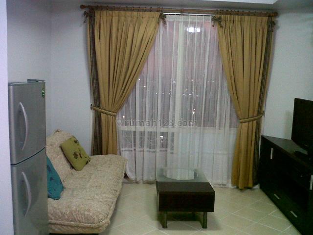 Apartment Batavia, 1BR,lokasi staretgis,Jakarta Pusat Fully Furnished, Bendungan Hilir, Jakarta Pusat