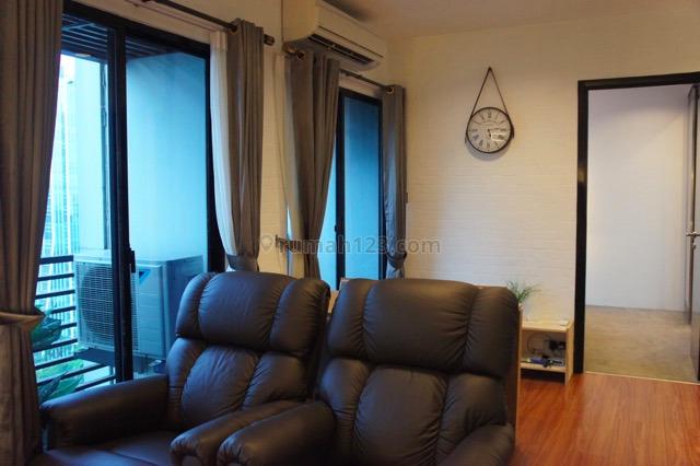INFO:Apartemen GP Plaza-Slipi (JAKPUS) Unit sangat strategis 2BR ,unit pnya furniture bagus, Palmerah, Jakarta Barat