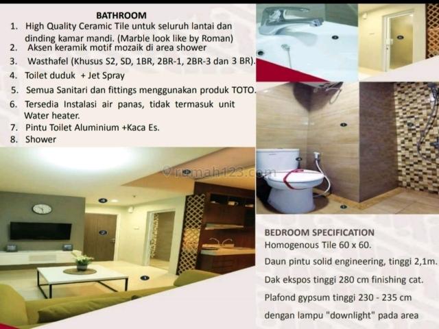 apartement mewah dan cantik dengan harga premium discount oke keren., bekasi barat, bekasi