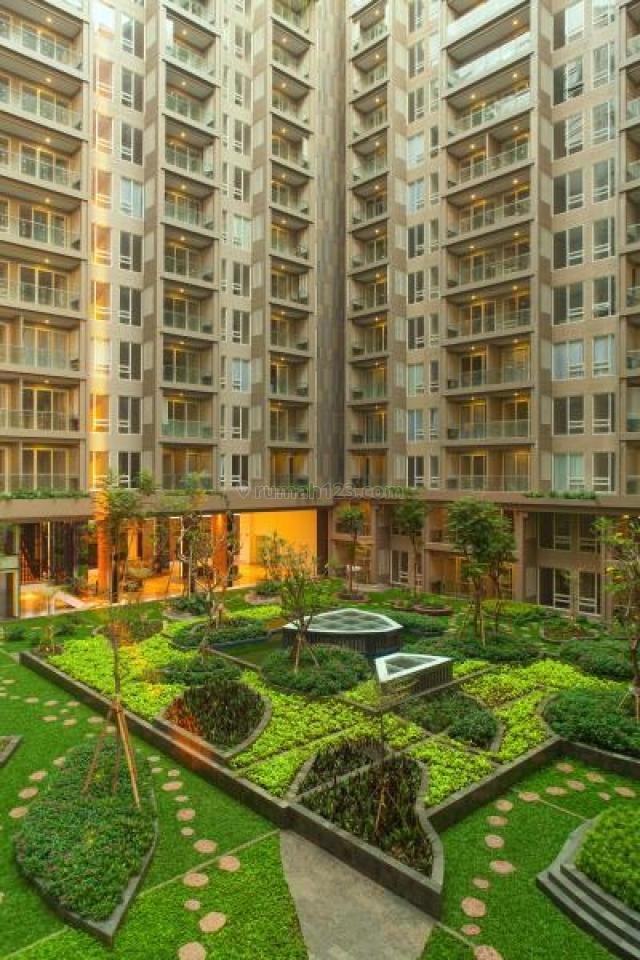 Apartemen murah tengah kota Bandung Landmark Residence dekat Paskal 23, Pasir Kaliki, Bandung