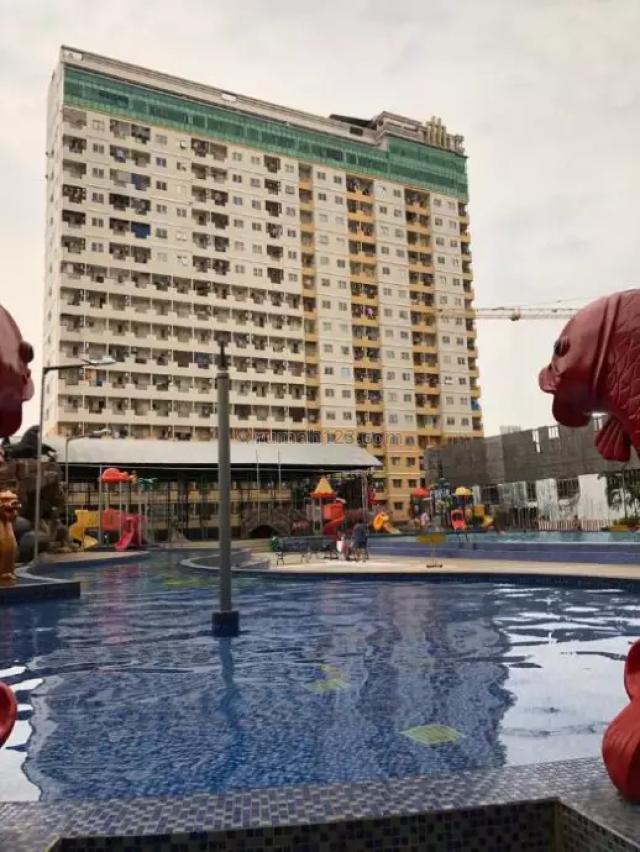 apartemen harga murah - apartemen teluk intan - tower topaz - lantai 19 - 2 unit, penjaringan, jakarta utara