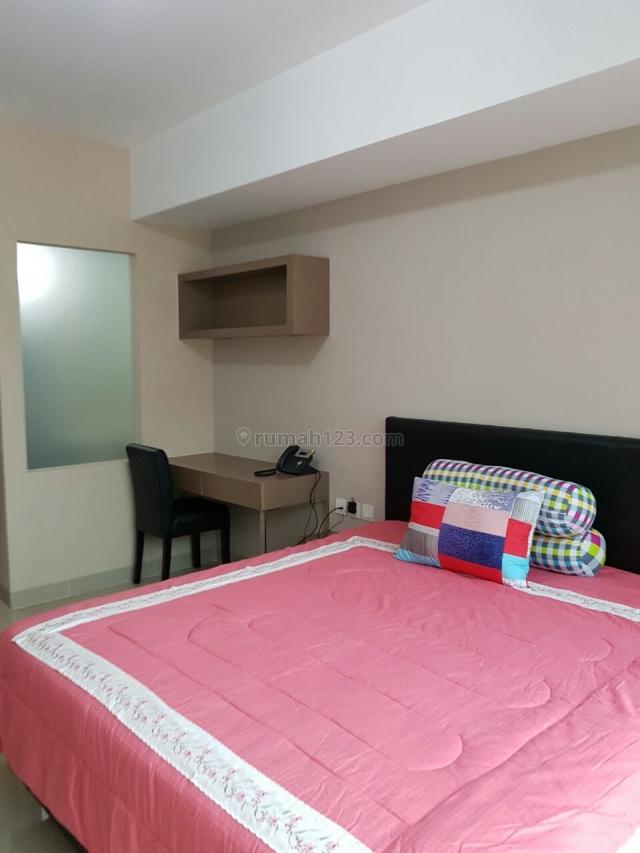 Apartemen U-Residence yang Menyatu Dengan Supermal Karawaci, Karawaci, Tangerang