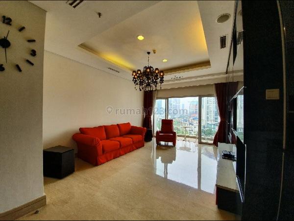 For Rent 2 BR-Furnished @Capital Residence - SCBD - JSudirman - akarta Selatan, SCBD, Jakarta Selatan