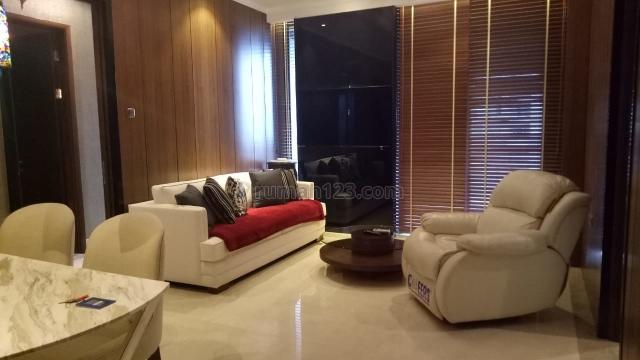 Apartment District 8 Infinity Tower Middle Floor Full Furnished, Kebayoran Baru, Jakarta Selatan