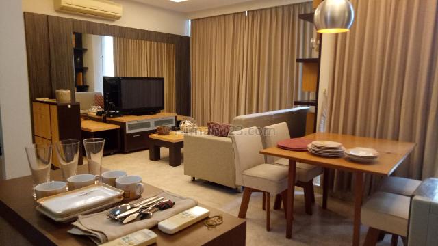 Apartment Setiabudi Residence 2BR Full Furnished, Setiabudi, Jakarta Selatan