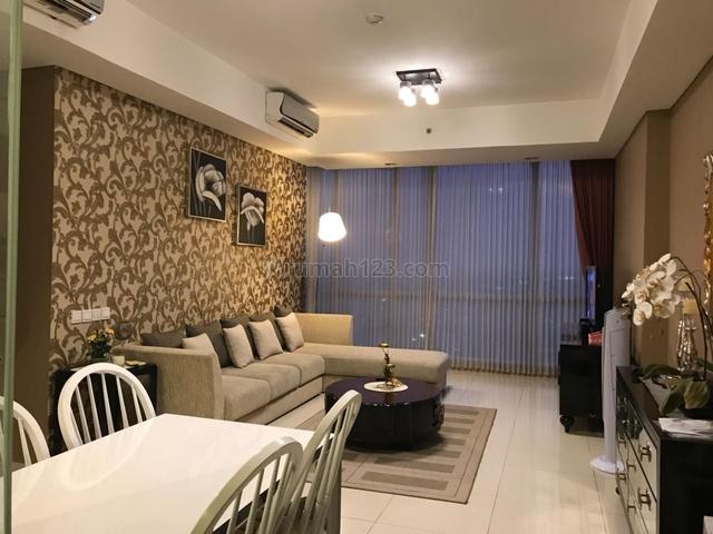 Apartemen Kemang Village bagus dan mewah full furnish, Kemang, Jakarta Selatan