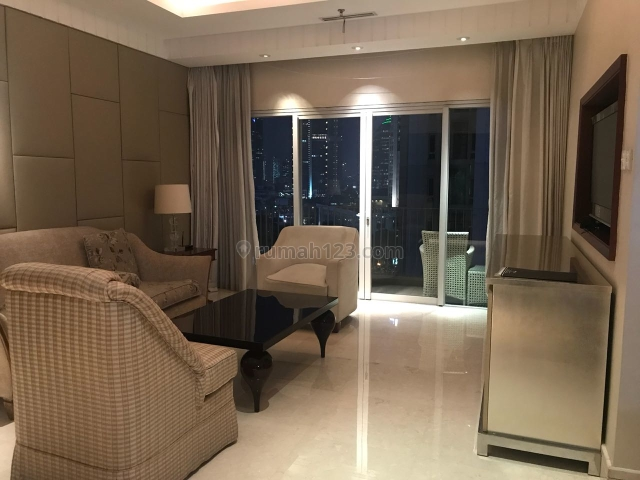 Apartemen Capital Residence 3BR+1 Full Furnished Tower 3 Low Floor, SCBD, Jakarta Selatan
