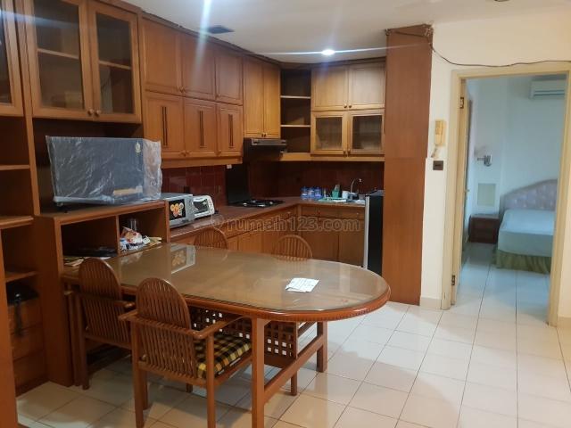 Apartemen Semanggi 3 bedroom, Pejompongan, Jakarta Pusat