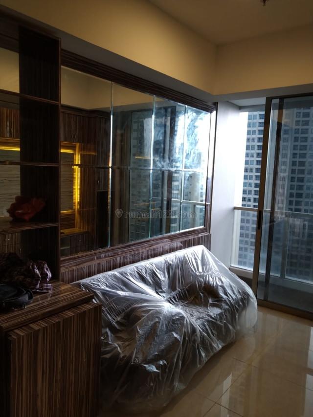 Apart Taman Anggrek Residence Full Furnish 2BR Tower E Middle Floor, Taman Anggrek, Jakarta Barat