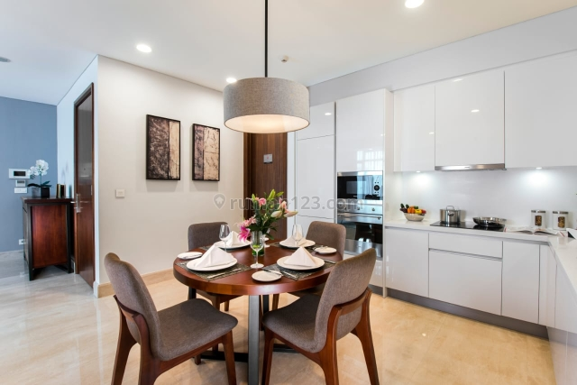 Apartemen Oakwood Suites La Mansion Full furnished, Free Maintenance Charge, Free Listrik dan Free Biaya Internet, Jakarta Selatan, Blok M, Jakarta Selatan