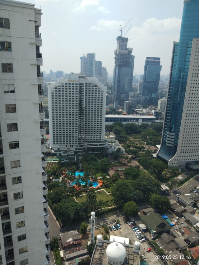 Apartment Sudirman Park,City and Pool View, Tanah Abang,Jakarta Pusat, Tanah Abang, Jakarta Pusat