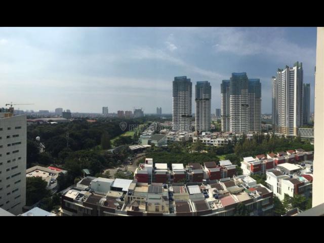 MURAH !!! Apartemen Springhill Terrace 2 Kamar, Pademangan, Jakarta Utara