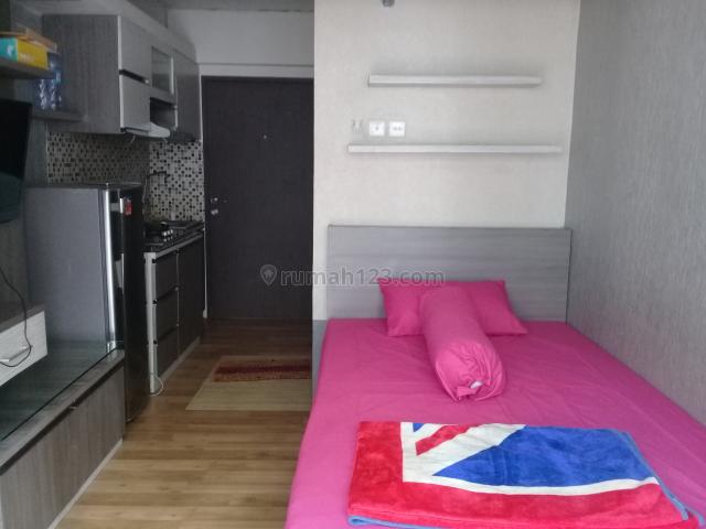 Apartemen Full Furnished, Lokasi Super Strategis, Cipaganti, Bandung