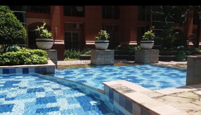 (4+1 BR/LB : 125 m2/View Utara) Apt Gading Resort Residences MOI Mall, Kelapa Gading, Jakarta Utara