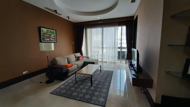 Pearl Garden Resort Apartment 2 BR Furnished size 122 sqm, Gatot Subroto, Jakarta Selatan