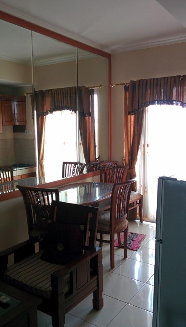apartemen aston marina ancol 2br furnish lantai rendah-jakarta utara, ancol, jakarta utara