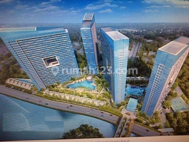apartemen puri mansion 1br Bu, Puri Mansion, Jakarta Barat