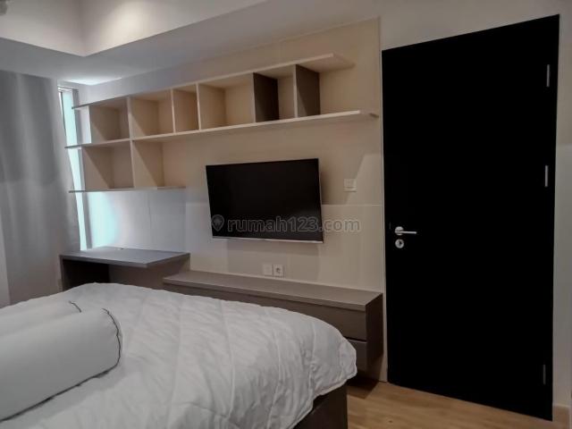apartemen the branz bsd city tipe 1 bedroom, dekat aeon mall , apartemen eksklusif , furnished baru dan cakep, BSD City, Tangerang