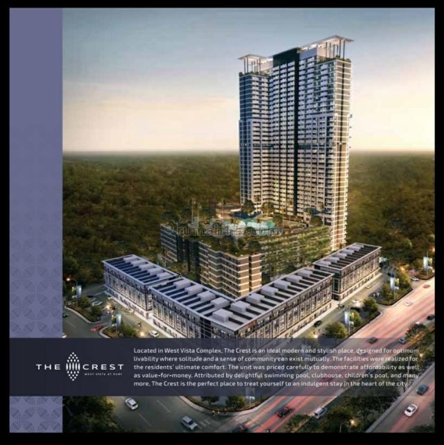 West Vista Apartment di Cengkareng Jakarta Barat, Cengkareng, Jakarta Barat