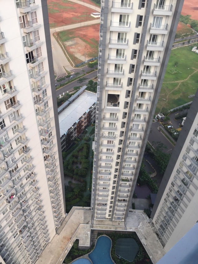 (AS) Apartemen Casa De Parco 2Lt Furnished,BSD City, BSD City, Tangerang