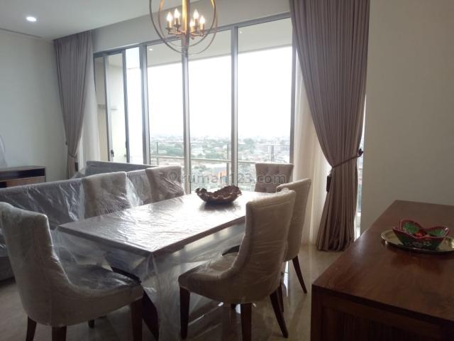 Apartemen Fully Furnished Pakubuwono Spring 2 BR Jakarta Selatan, Kebayoran Baru, Jakarta Selatan