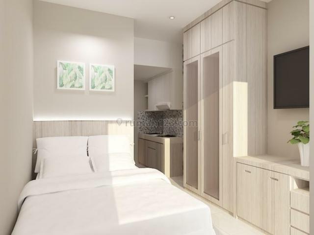 apartemen puncak dharmahusada full furnish lux mewah, harga terbaik di lokasi, dharma husada, surabaya