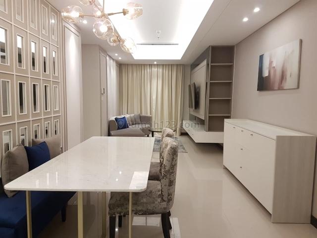 Apartemen Casagrande Phase 2 - 3BR Fully Furnished Tower Angelo, Cassablanca, Jakarta Selatan