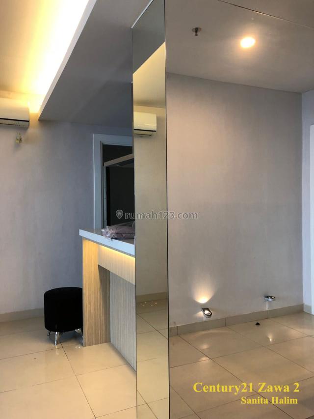 Apartemen Central Park Residence 2 Bed Full Furnish Tower Adeline, Central Park, Jakarta Barat