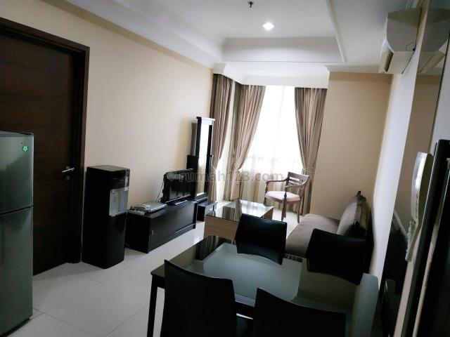 Apartemen Denpasar Residence 48m2 by Prasetyo Property, Setiabudi, Jakarta Selatan