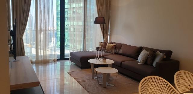 Apartemen Lavie All Suites 2BR New Furnished By Prasetyo Property, Kuningan, Jakarta Selatan