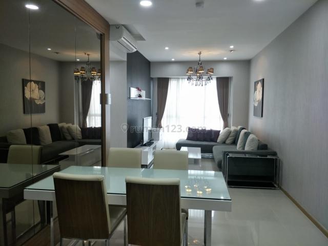 Gandaria Heights 3BR, 117 m2, City View, Gandaria, Jakarta Selatan