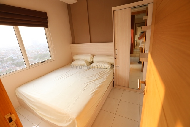 Signature Park Cozy Apartment 2 BR Full Furnished Siap Pakai, Tebet, Jakarta Selatan