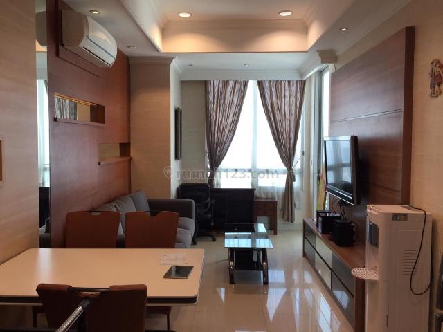 Apartemen Denpasar Residence, Kuningan, Jakarta Selatan diatas Mall Kuningan City, Kuningan, Jakarta Selatan