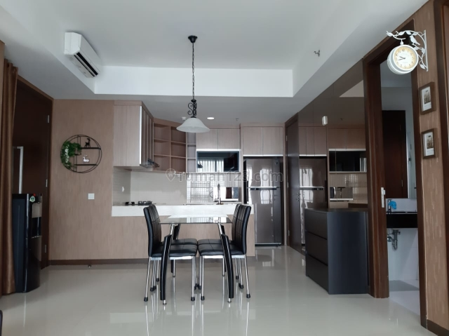 Apartemen St Moritz New Royal 84m, Puri Indah, Jakarta Barat