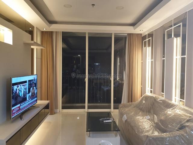 Apartemen Lexington Residence - Type 2 Bedroom & Fully Furnished By Sava Jakarta Properti, Bintaro, Jakarta Selatan