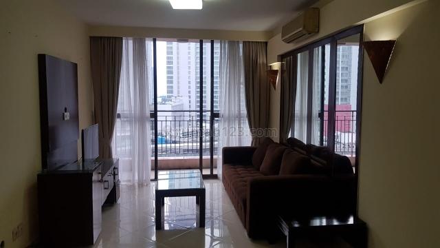 Apartemen Taman Rasuna 6 Furnished 2BR By Prasetyo Property, Setiabudi, Jakarta Selatan