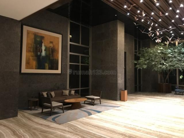 Apt Residence 8 4 BR 4,300 Usd private lift, Senopati, Jakarta Selatan