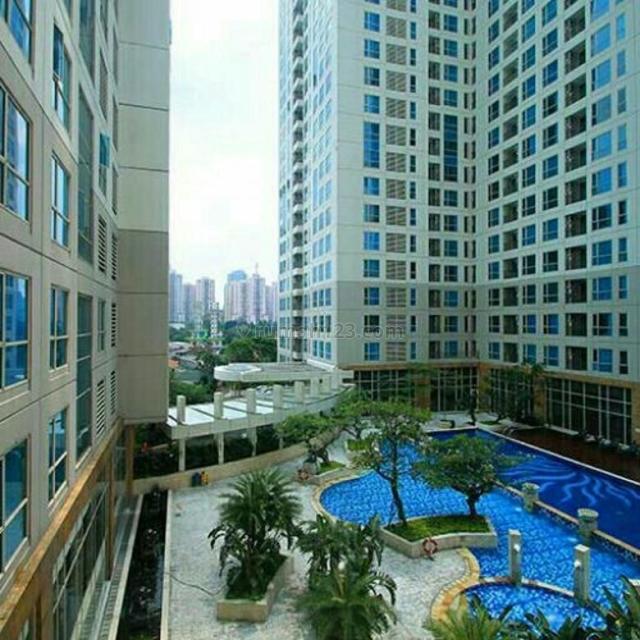 Apt Casagrande Residence 2br 1300 Usd Good Interior, Menteng Dalam, Jakarta Selatan
