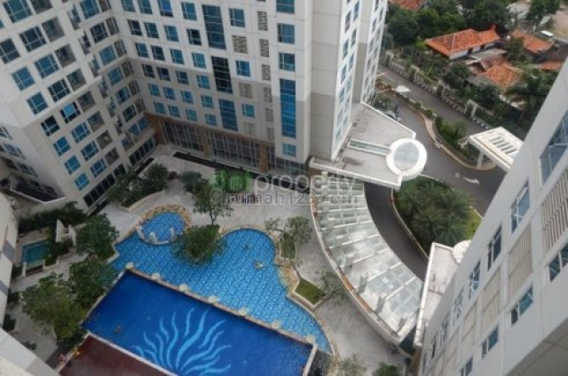 Apt Casagrande Residence 3br 1700 Usd Very Cheap and Lux Design, Menteng Dalam, Jakarta Selatan