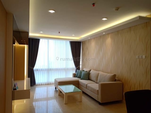 Apartemen The Empyreal 1BR Furnished Lantai Tengah By Prasetyo Property, Setiabudi, Jakarta Selatan