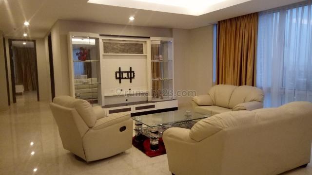 Apartemen The Masterpiece 3BR FF by Prasetyo Property, Setiabudi, Jakarta Selatan