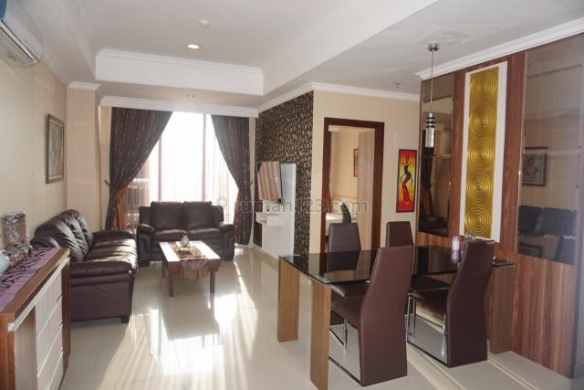 Apartemen Denpasar Residence 2BR Furnish, Setiabudi, Jakarta Selatan
