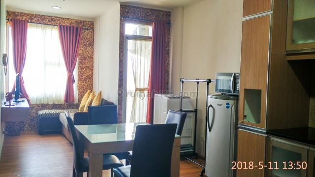 Apartemen Casablanca Mansion Type 2 Bedroom & Fully Furnished by Sava Jakarta, Cassablanca, Jakarta Selatan