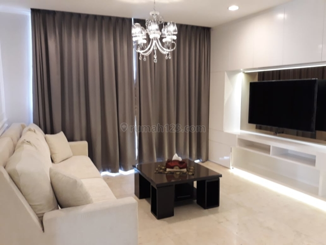 Apartemen The Empyreal 2BR Unit Bagus Harga Murah By Prasetyo Property, Setiabudi, Jakarta Selatan