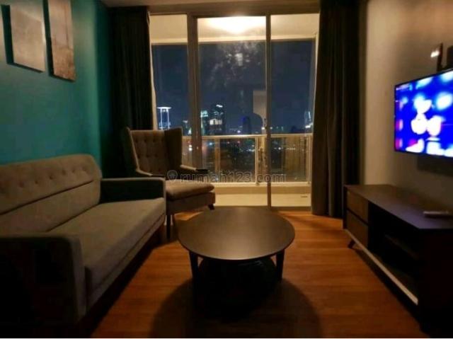 Apartemen The Empyreal 1BR Full Furnish HARGA MURAH By Prasetyo Property, Setiabudi, Jakarta Selatan