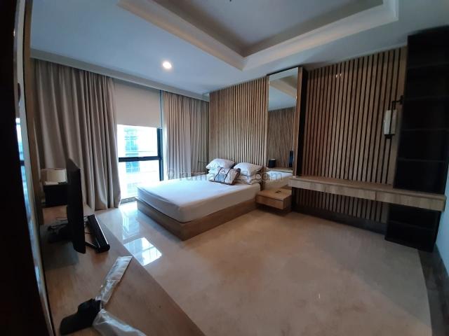 Apt Distric 8 1Br FF 1800 Usd City View, Senopati, Jakarta Selatan