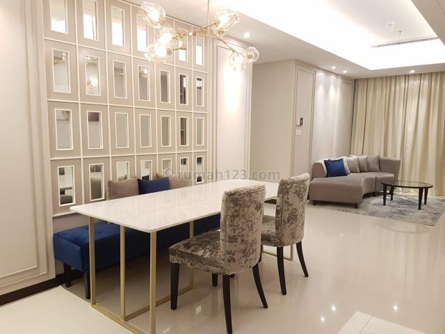 APARTMENT CASA GRANDE RESIDENCE ANGELO TOWER, 3BR|Full Furnished Brand New & Luxury Interior| Jakarta Selatan, Cassablanca, Jakarta Selatan