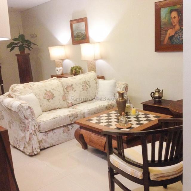 Apartemen Lavande Type 2 Bedroom & Full Furnished by Sava Jakarta, Tebet, Jakarta Selatan