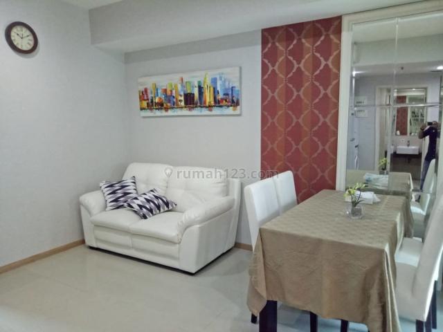 Apartemen Casa Grande Full Furnish by Prasetyo Property, Tebet, Jakarta Selatan
