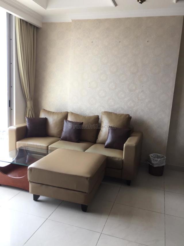Apartemen Denpasar Residence 2BR Good Furnish Low Floor By Prasetyo Property, Kuningan, Jakarta Selatan